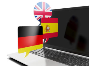 Language pairs: German-Spanish and English-Spanish
