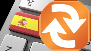 Translations only into Spanish for Spain