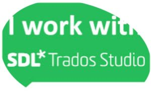CAT tools: SDL Trados Studio
